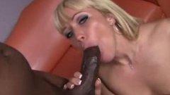 Austin Taylor avec une queue XXL dans ce porno interracial !